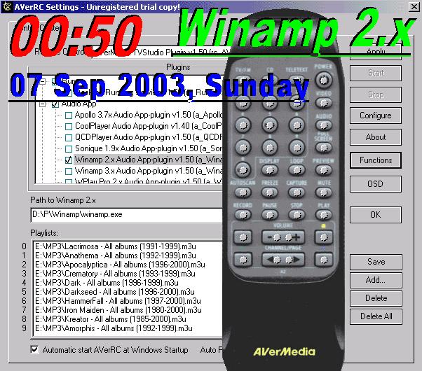 AVerRC 2.0